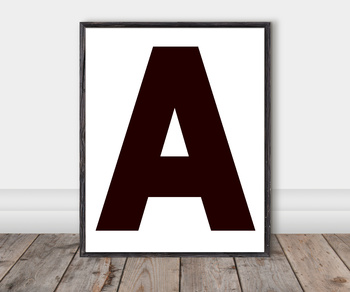 Alphabet Classroom Cut-Out Posters: Vineyard