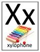 Alphabet Classroom Display/Flash Cards