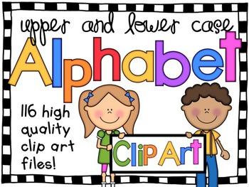 Alphabet Clip Art