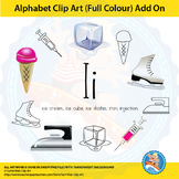 "Alphabet Clip Art   Add on ""Ii"""