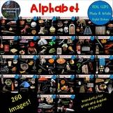 Alphabet Clip Art Beginning Sounds Real Clips Photo & Arti