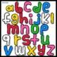 Alphabet Letters Clip Art (Fun)