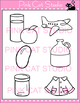 Alphabet Clip Art: Letter J - Phonics Clipart Set - Person