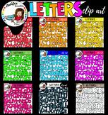 Alphabet Clip Art Letters- 468 graphics!
