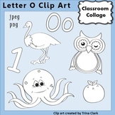 Letter O Craft Teaching Resources | Teachers Pay Teachers