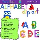 Alphabet Clip Art Mega Bundle