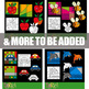 Alphabet Clip Art Pop Art Bundle - Creative coloring, learn shapes and counting