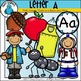 Alphabet Clip Art Mega Bundle - Chirp Graphics