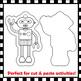 Alphabet Clip Art with Cutting Lines | 400 Piece Clipart BUNDLE