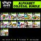 Alphabet Clip Arts COLOSSAL Bundle
