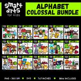 Alphabet Clip Arts Bundle