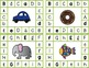 Alphabet Clip Cards (Differentiated)