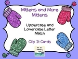 Alphabet Clip Cards (Winter)