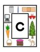 Alphabet Clip-It Posters
