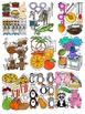 Alphabet Clipart Graphics-Letter Clipart Bundle 2 (N-Z) Co