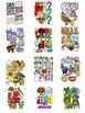 Alphabet Clipart Graphics-Letter Clipart Bundle 2 (N-Z) Co
