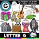 Alphabet Clipart Growing Bundle - 445 images right now!