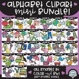 Alphabet Clipart MINI Bundle {$39 value!}