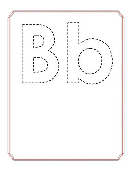 Alphabet Collage