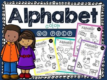 Alphabet Color