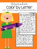 Alphabet- Color by Letter
