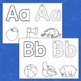 Alphabet Coloring Book + My Book of Letters