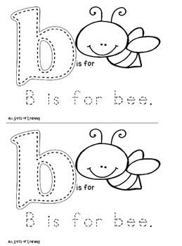 Phonics Coloring Book - letters a -  l