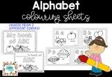 Alphabet Coloring Booklet