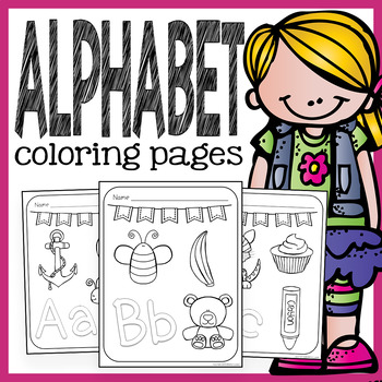 Bubble Letter M Coloring Pages Printable | 350x350