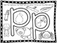 Alphabet Coloring Pages Activity
