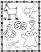 Alphabet Coloring Sheet Packet