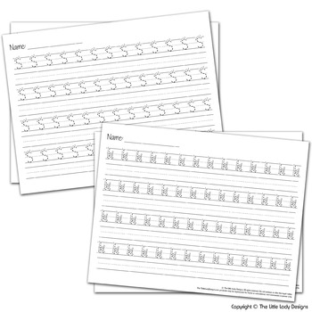 Alphabet Coloring & Tracing Poster Worksheets (300+ Pages)