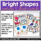 Alphabet, Colors, & Shapes Bundle!