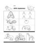 Alphabet A-Z Worksheets Complete Unit