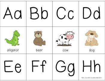 Alphabet Concentration