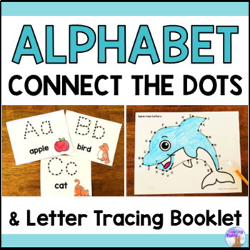 Connect the Dots - Alphabet