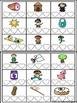 Alphabet Conversation Hearts CVC Tic-Tac-Toe