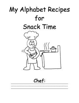 Alphabet Cookbook