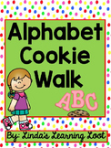 Alphabet Cookie Walk