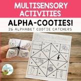 Alphabet Cootie Catchers