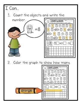 Alphabet Count & Graph