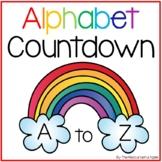 Alphabet Countdown