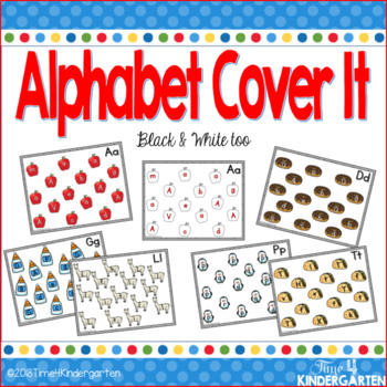 Alphabet Cover It