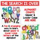 Alphabet Craft Bundle
