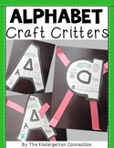 Alphabet Craft Critters