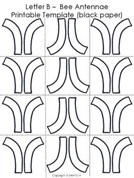 Alphabet Craft / Letter B
