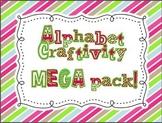 Alphabet Craftivity MEGA pack