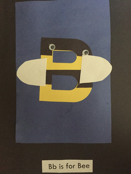 Alphabet Craftivity books