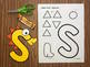 Alphabet Crafts Uppercase