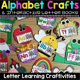 Alphabet Crafts and Books Activities